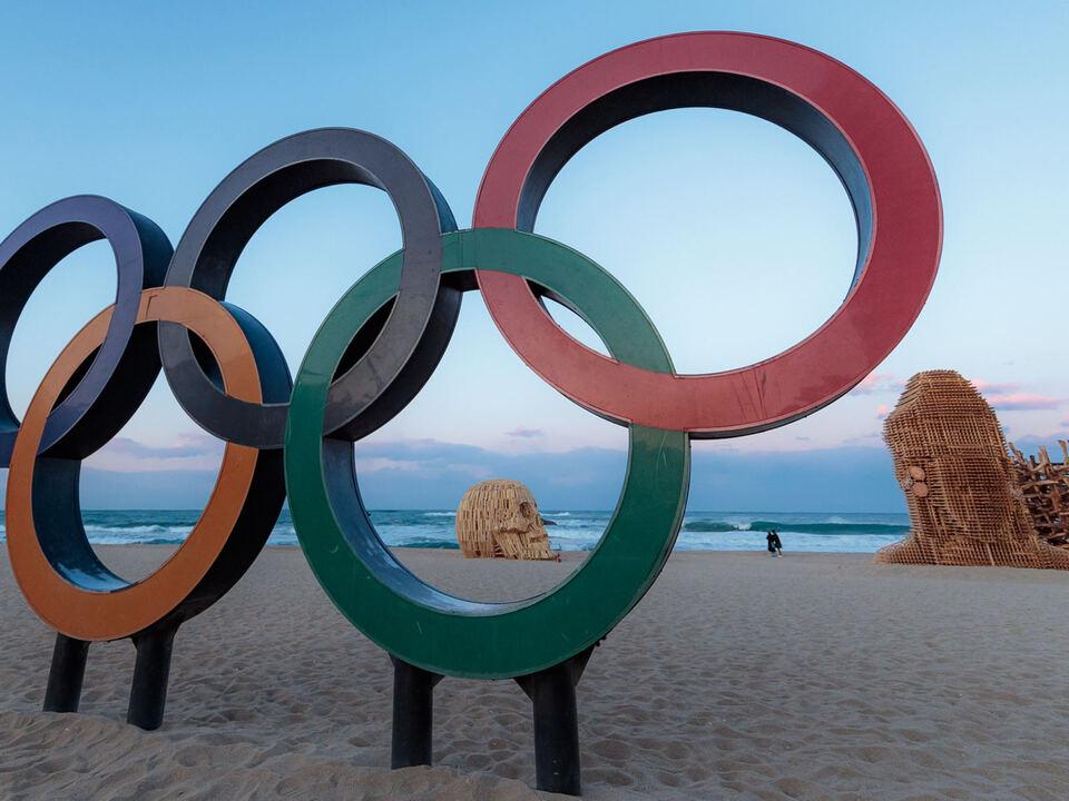 olympia KOR, PyeongChang 2018