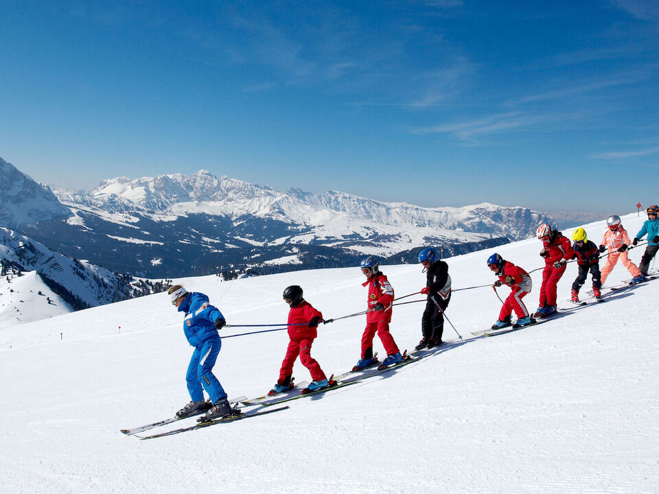 Skischule Kinder Ski