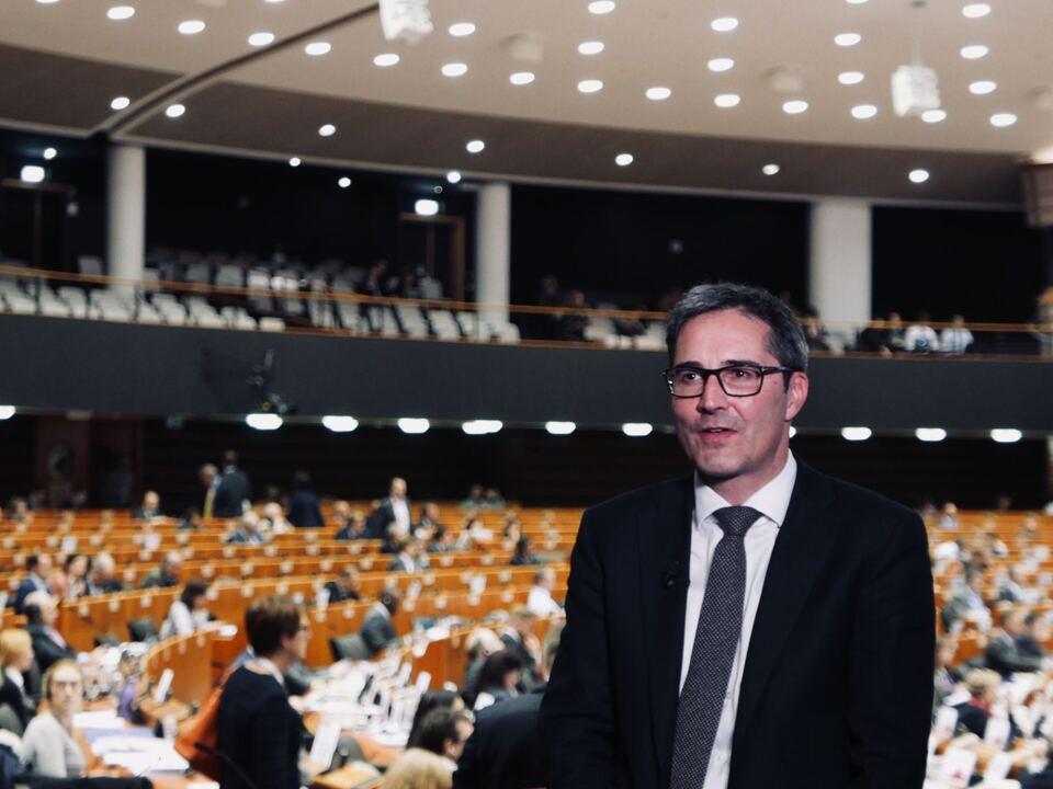 Brüssel Kompatscher EU-Parlament