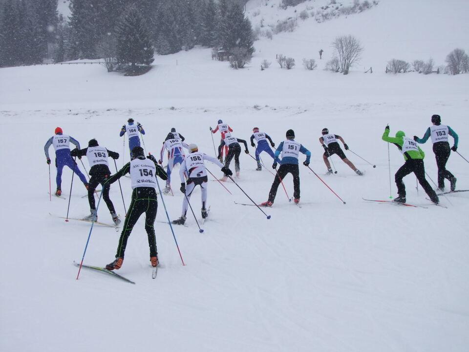 Wintersporttag Fachschule Dietenheim