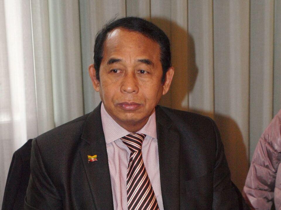 Botschafter Myanmar