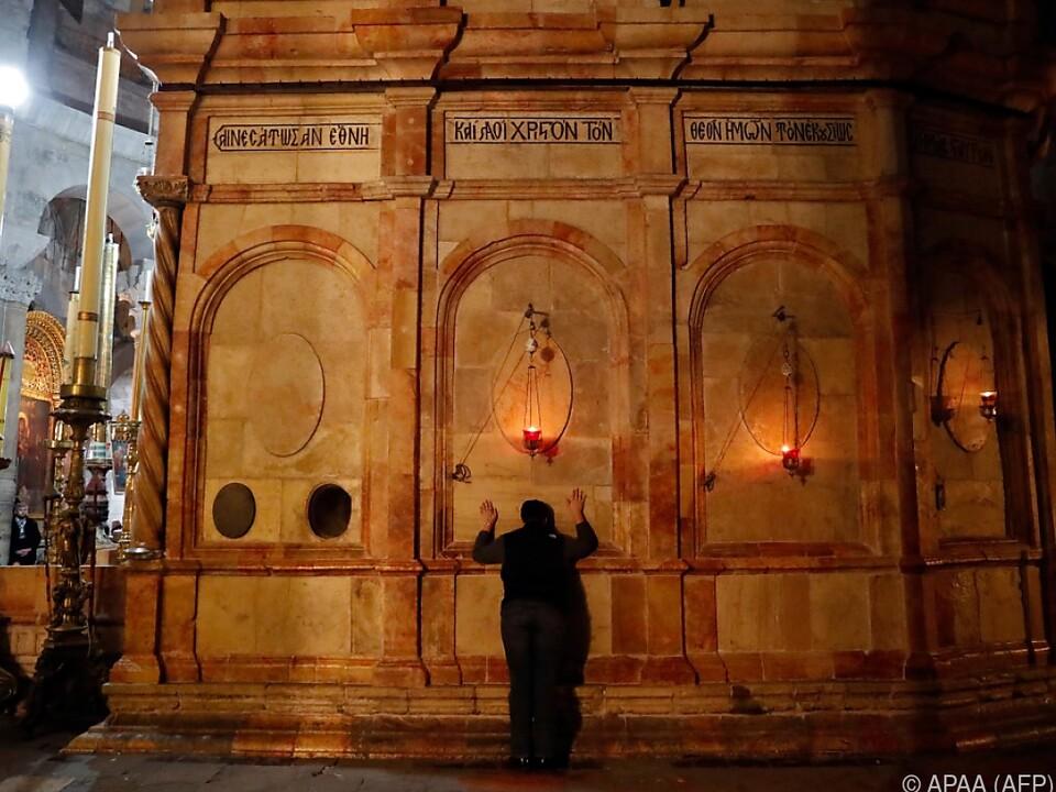 Ab heute haben Pilger wieder Zugang zum Gotteshaus