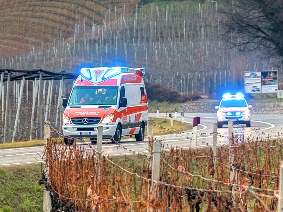 ambulance-3 Bozen