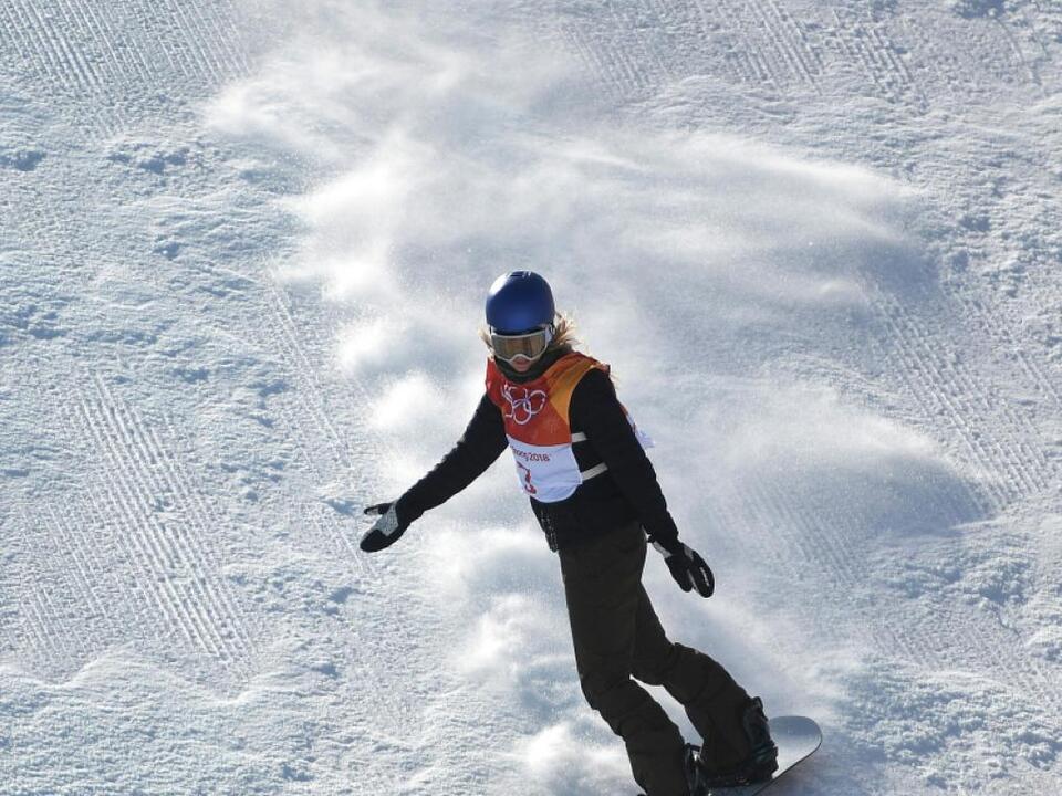 Anna Gassers Medaillenchancen wurden verblasen