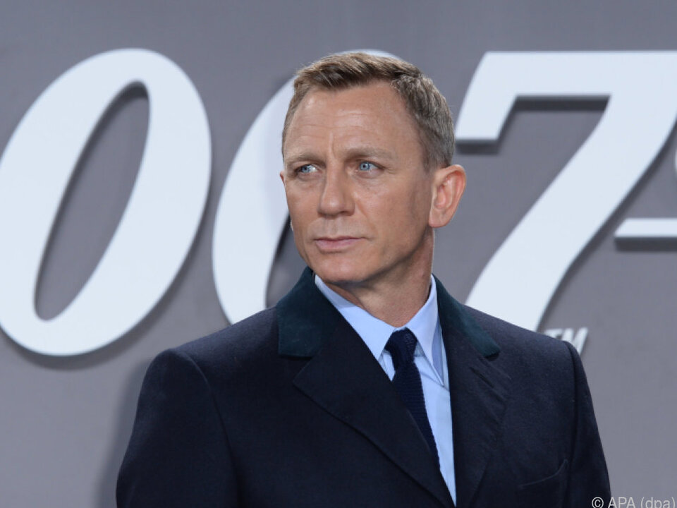 Aston Martin fertigte das Auto eigens für Daniel Craig an