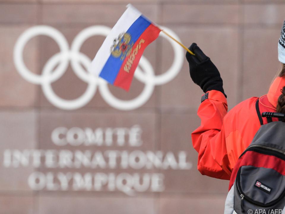 Auseinandersetzung um Russen-Ausschlüsse bis kurz vor Olympia