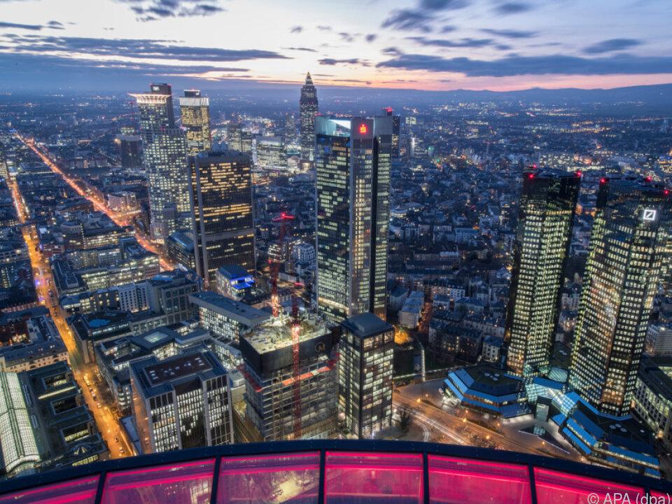 Bankenmetropole Frankfurt: Umbruch in Branche steht bevor