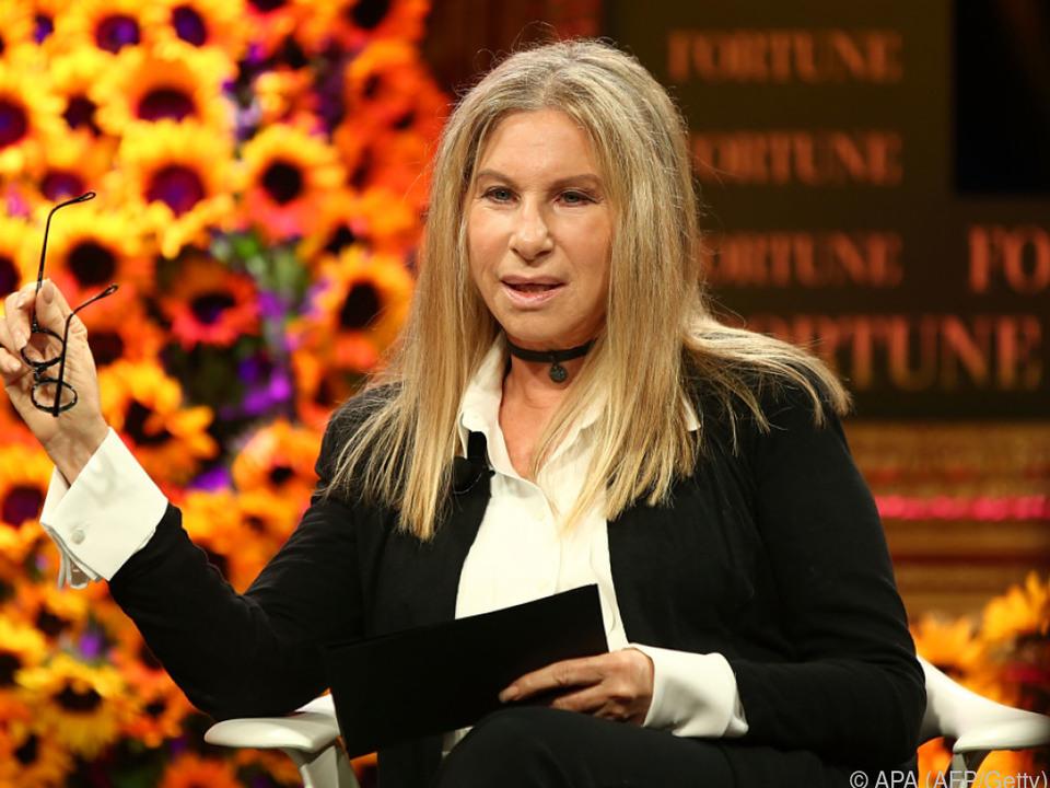 Barbra Streisand wollte Hund Samantha nicht verlieren