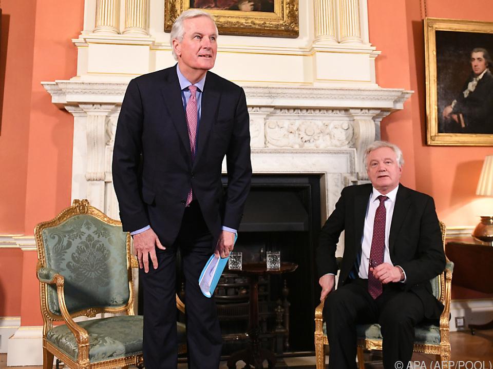 Barnier sieht Zeit für Entscheidung gekommen