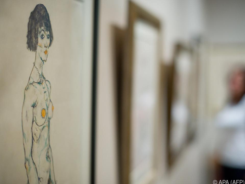 Begonnen wird am 19. Februar mit Egon Schiele