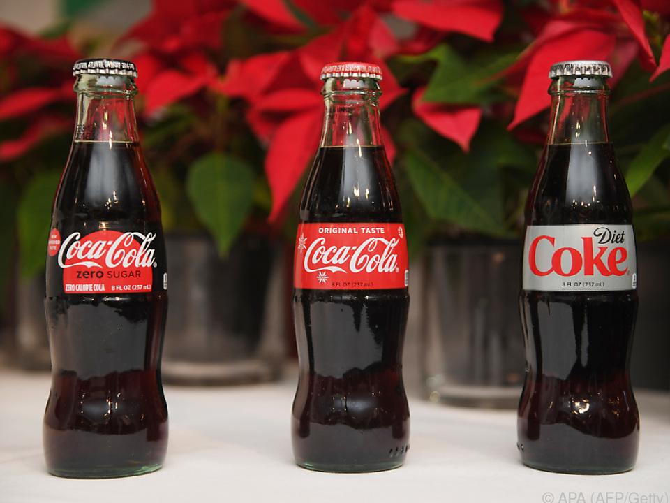 Bei Coca Cola ist man dennoch guter Dinge
