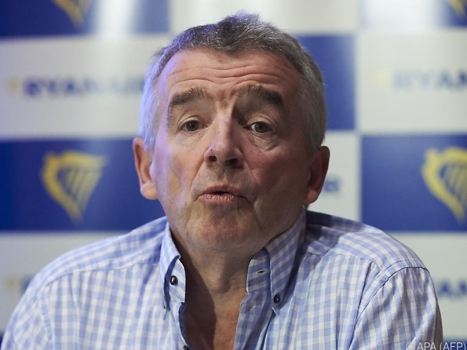 Bei Ryanair brodelt es: Druck auf Michael O\'Leary wächst
