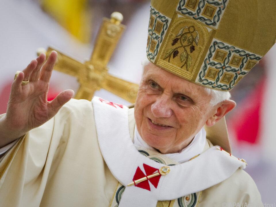 Benedikt XVI. dankte den Lesern für das Interesse
