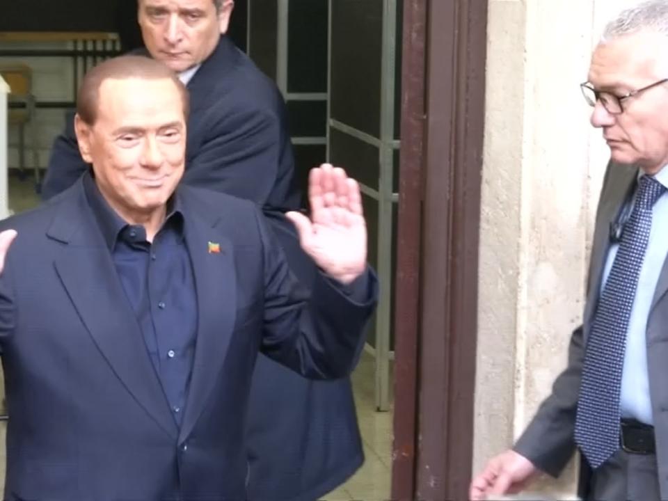 Berlusconi sagt in heißer Wahlkampfphase erneut TV-Auftritt ab