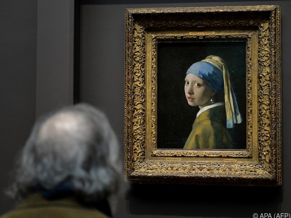 Berühmtes Vermeer-Gemälde wird untersucht