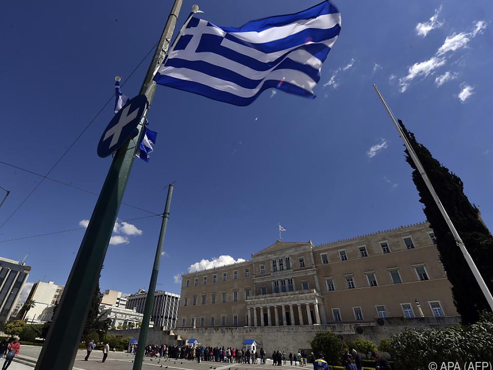 Besonders niedrig war die Teuerungsrate in Griechenland