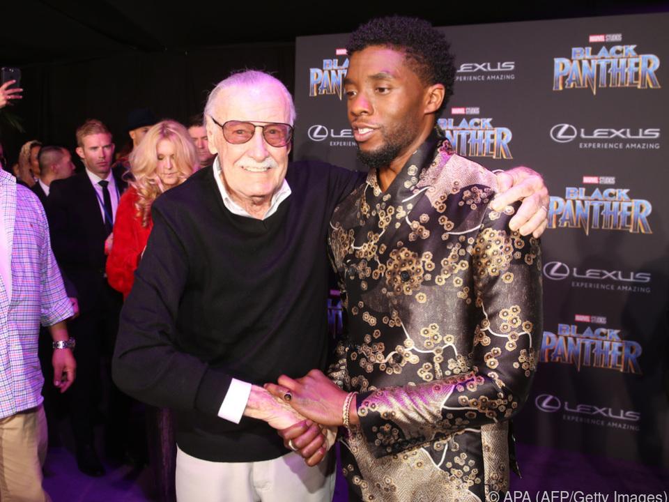 Comic-Legende Stan Lee (95) beruhigt seine Fans