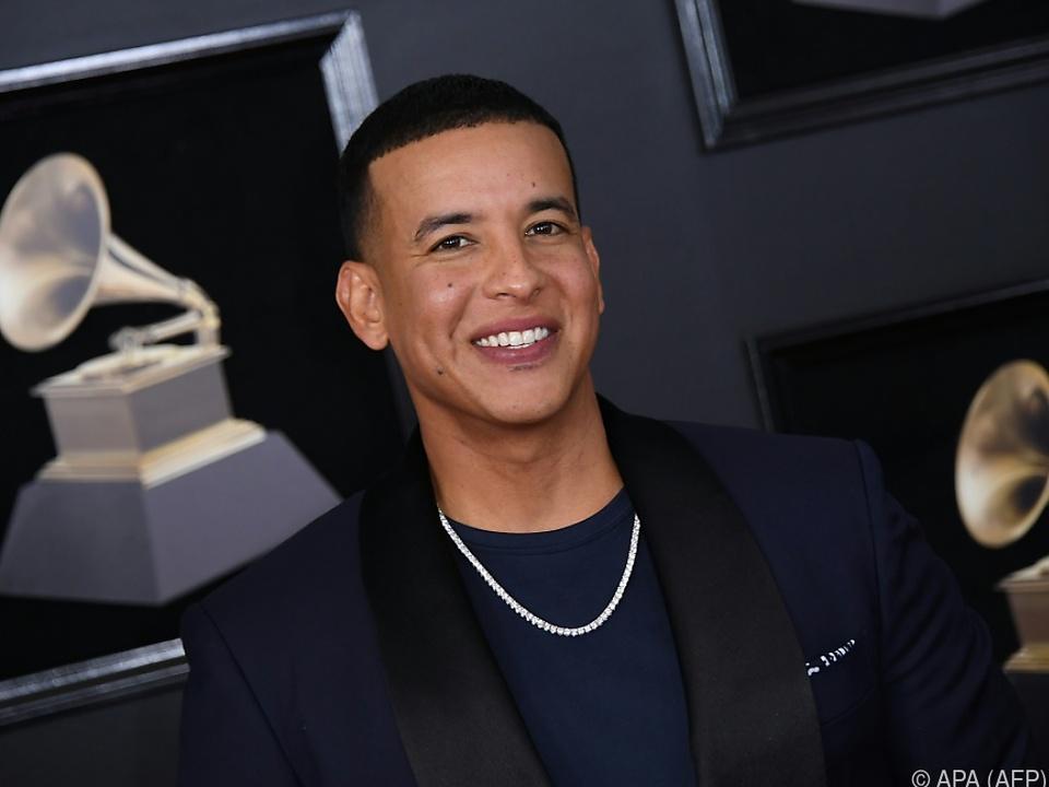 Daddy Yankee setzt auf die Magie der Musik