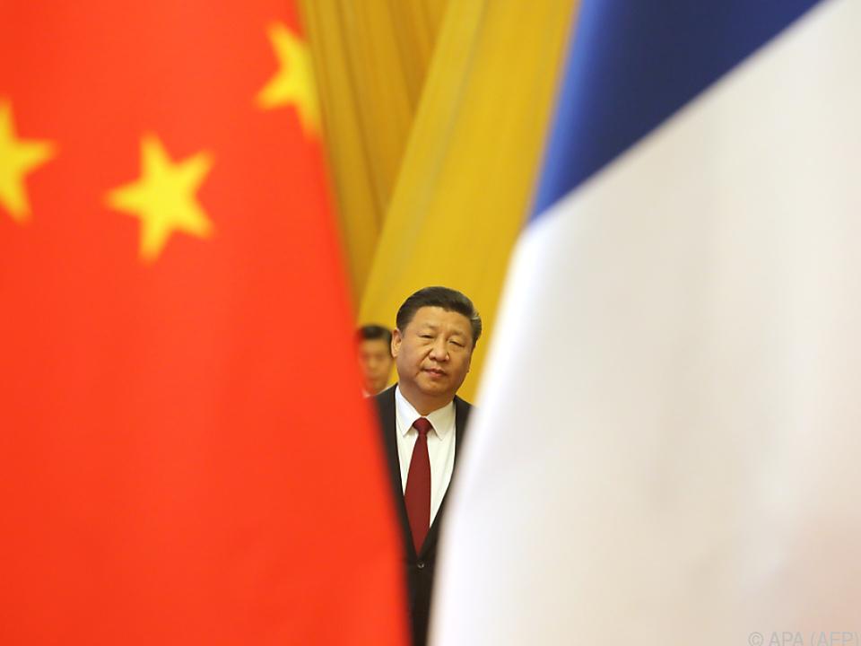 Dämpfer für Chinas große Pläne?