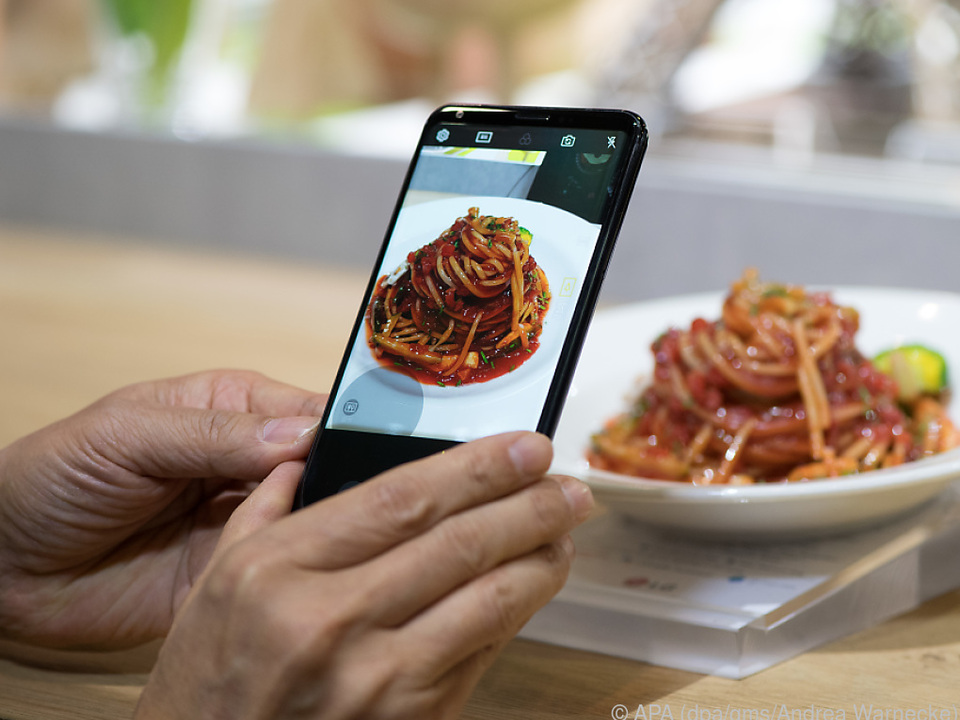 Schlauer fotografieren: Im V30S von LG steckt künstliche Intelligenz