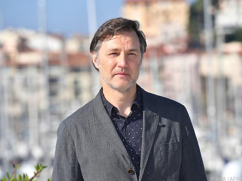 David Morrissey spielt in der neuen Serie
