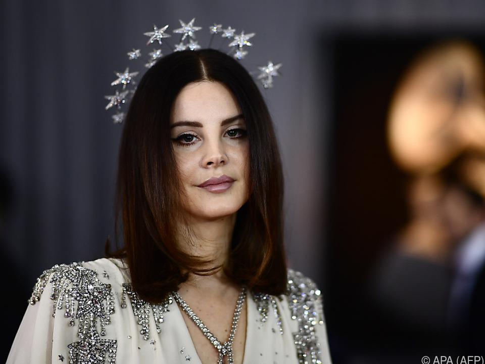Del Rey äußerte sich bisher nicht zu dem Vorfall
