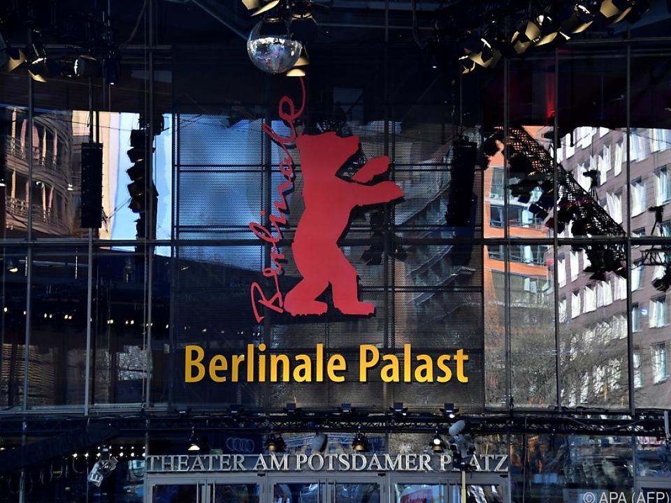 Der Berlinale Palast ist bereit