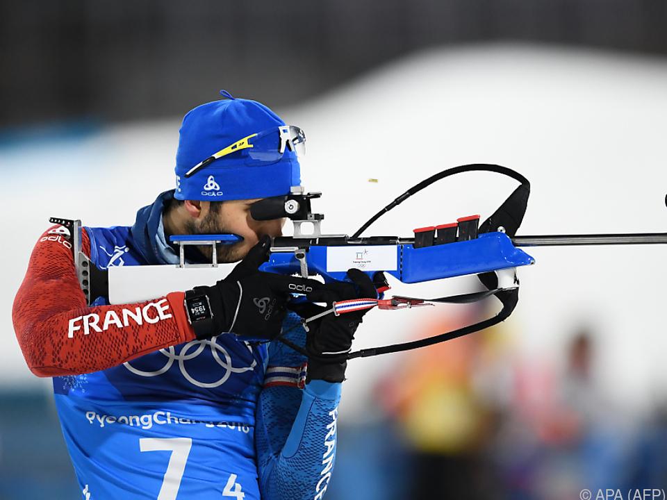 Der Biathlon-Superstar war eine Klasse für sich