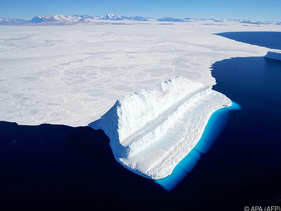 Der Meeresspiegel steigt in absehbarer Zeit deutlich an