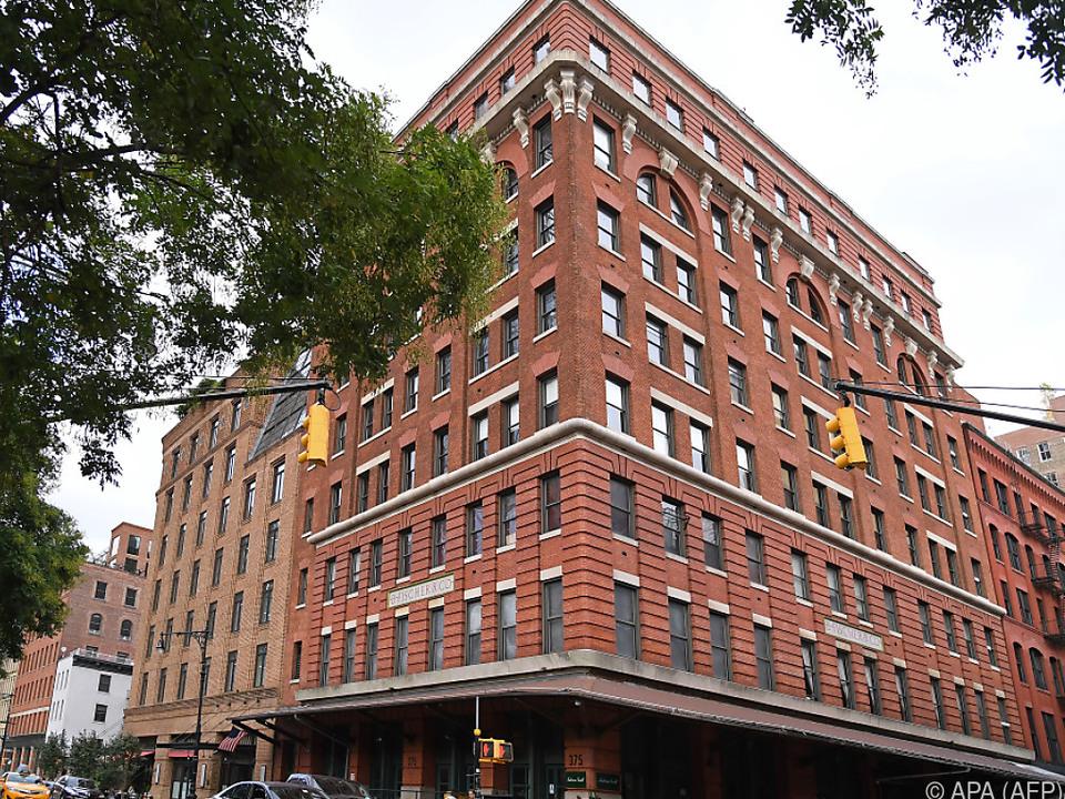 Der Sitz der Weinstein Company im New Yorker Stadtteil Tribeca
