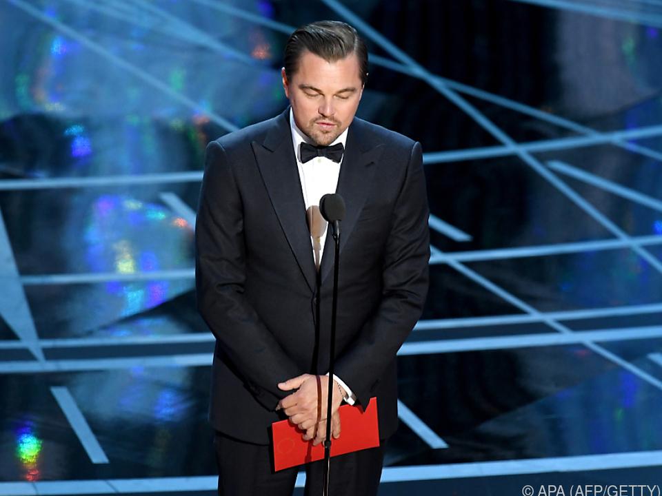 DiCaprio wird da Vinci spielen