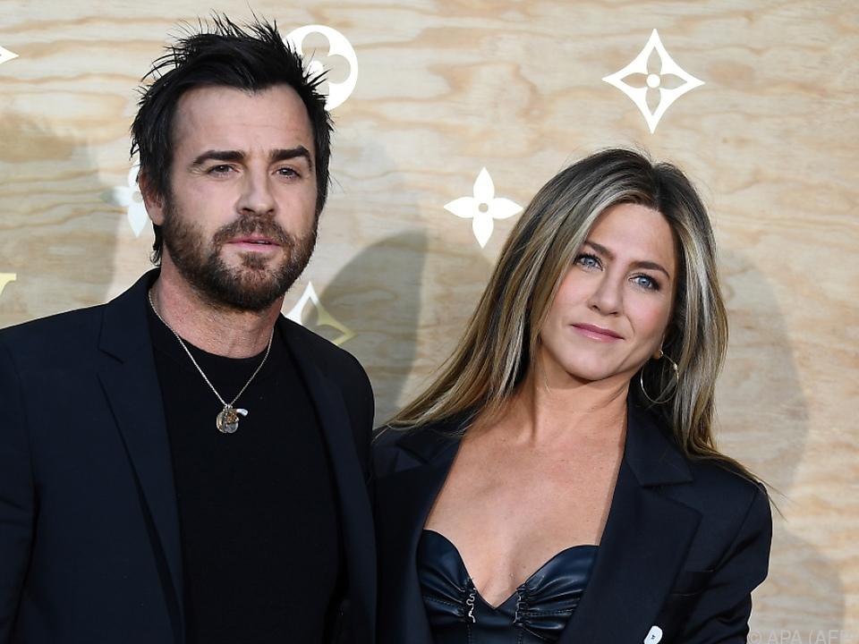 Jennifer Aniston und Partner geben Trennung bekannt