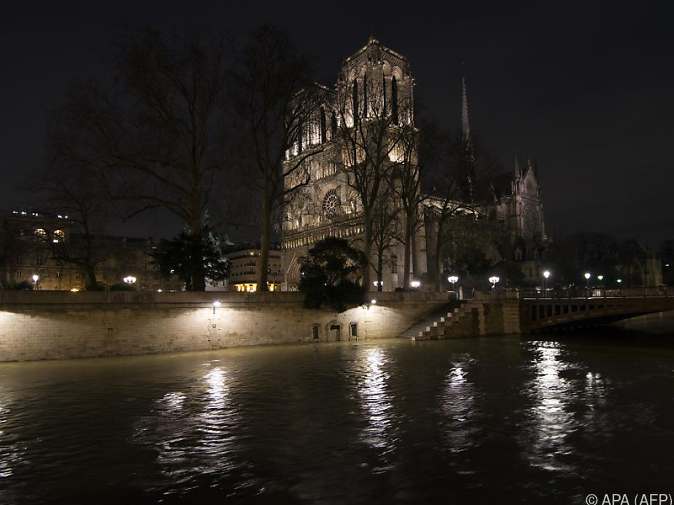 Die berühmte Kirche bröckelt an fast allen Ecken