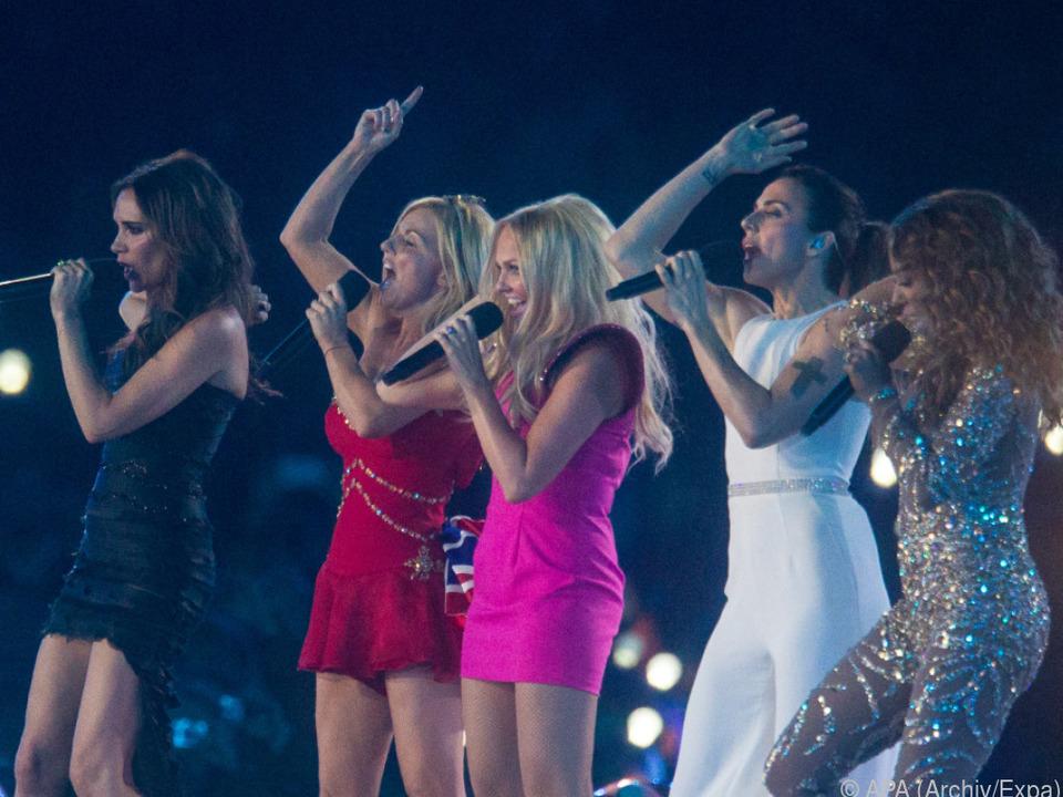 Die Fans der Spice Girls dürfen hoffen