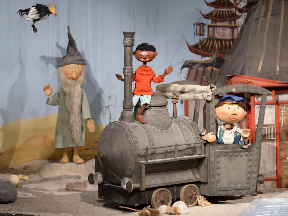 Die Marionetten \