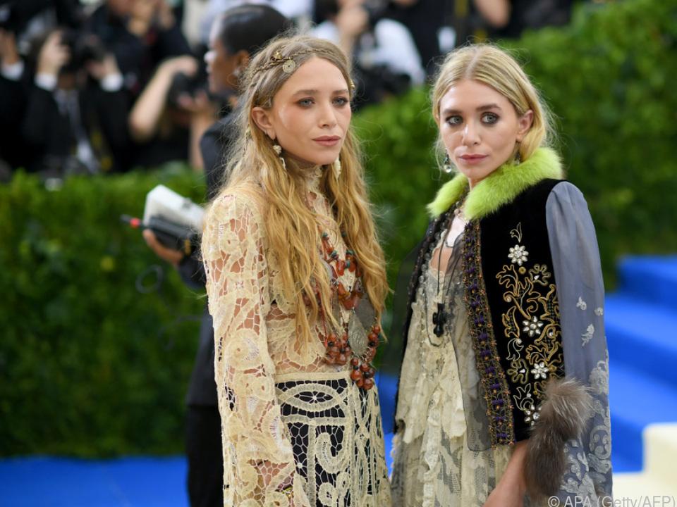 Die Olsen-Zwillinge führen ein eigenes Modelabel