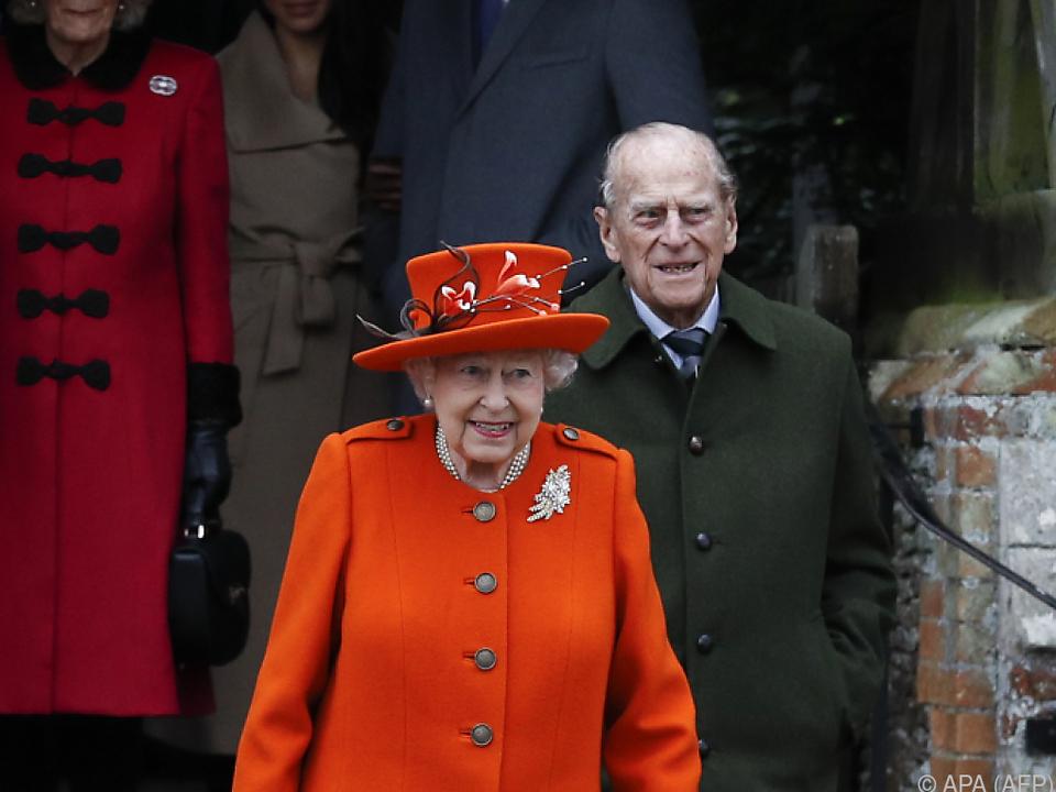Die Queen wurde 1953 gekrönt