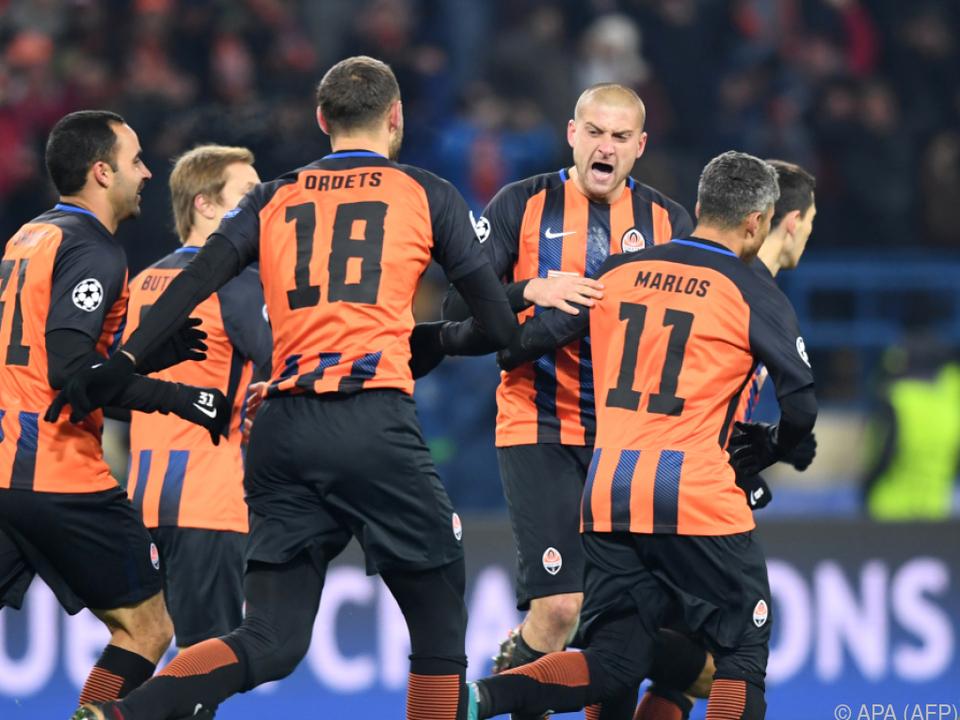 Donezk drehte das Spiel - 2:1-Heimsieg