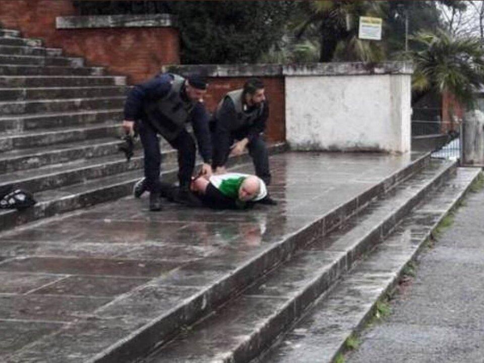 Twitter/Carabinieri