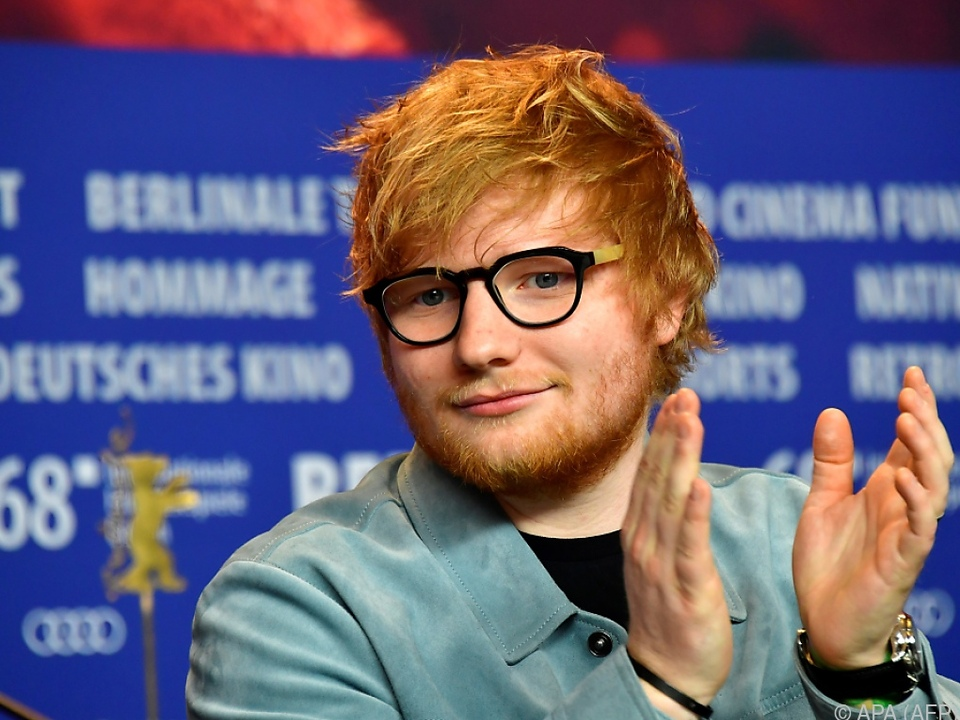 Ed Sheeran gewährt Blick hinter die Kulissen