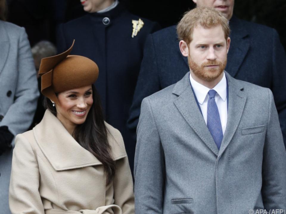 Die royale Hochzeit soll am 19. Mai stattfinden