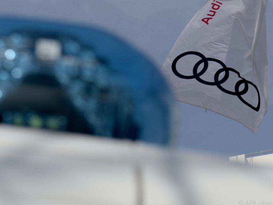 Es gab schon Razzien bei Audi