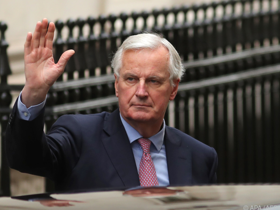 EU-Chefunterhändler Michel Barnier
