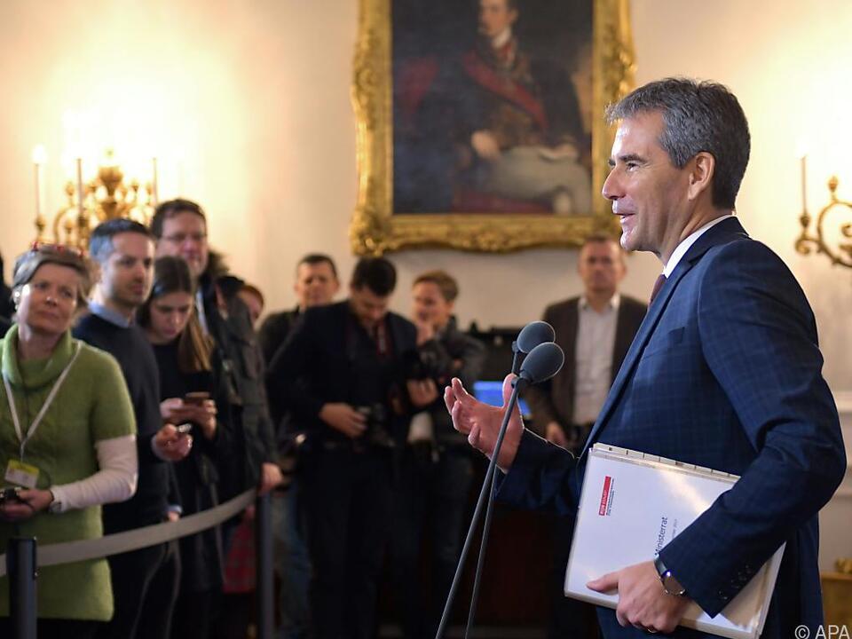 Finanzminister will effektiver für Steuergerechtigkeit kämpfen