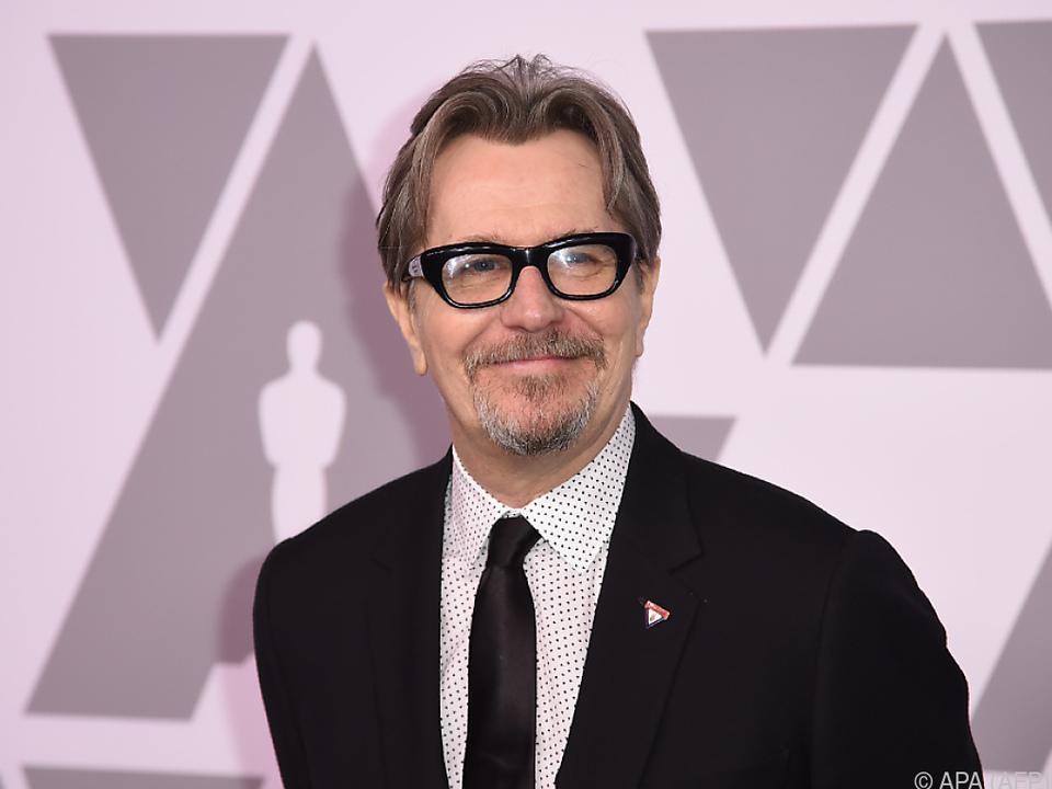Gary Oldman gilt als klarer Oscar-Favorit