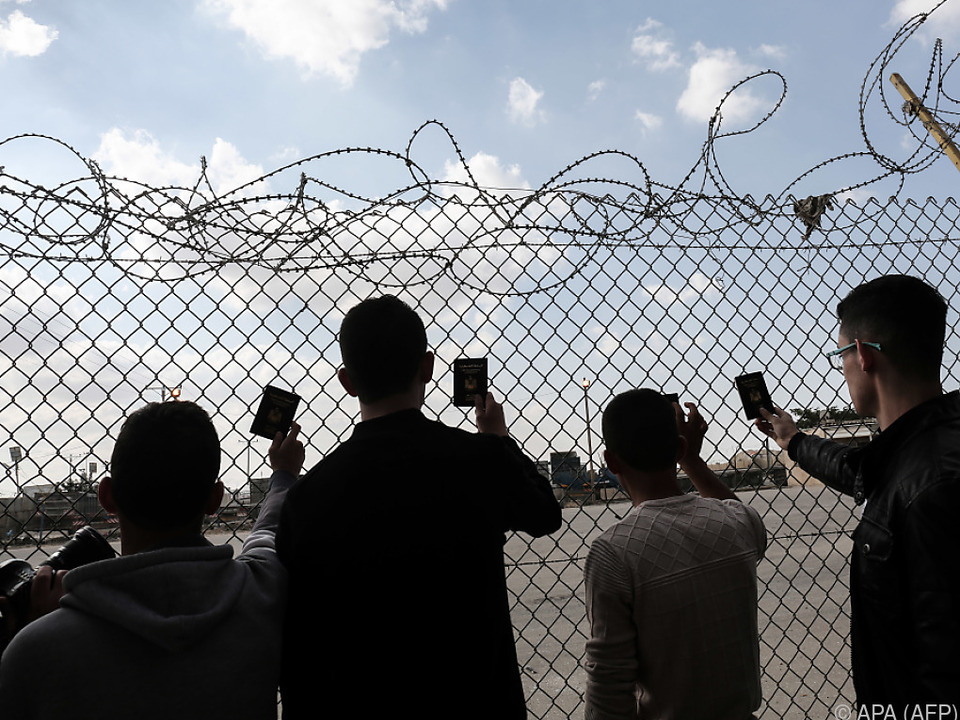 Grenzöffnung gilt nicht für alle
