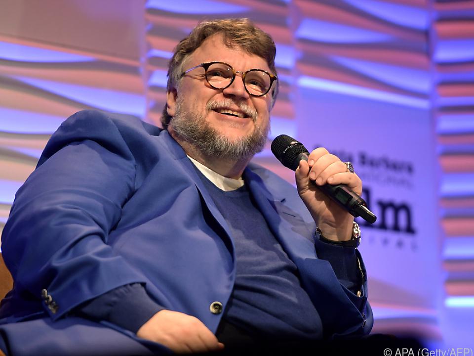 Guillermo del Toro hält Fehler für wichtig