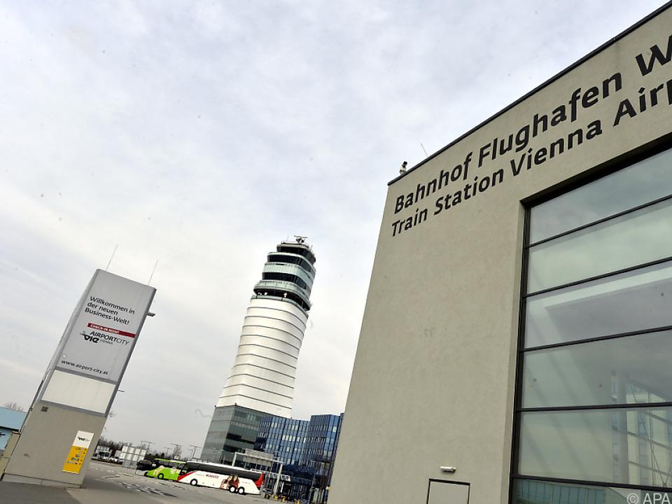 Gute Zahlen für den Flughafen in Schwechat