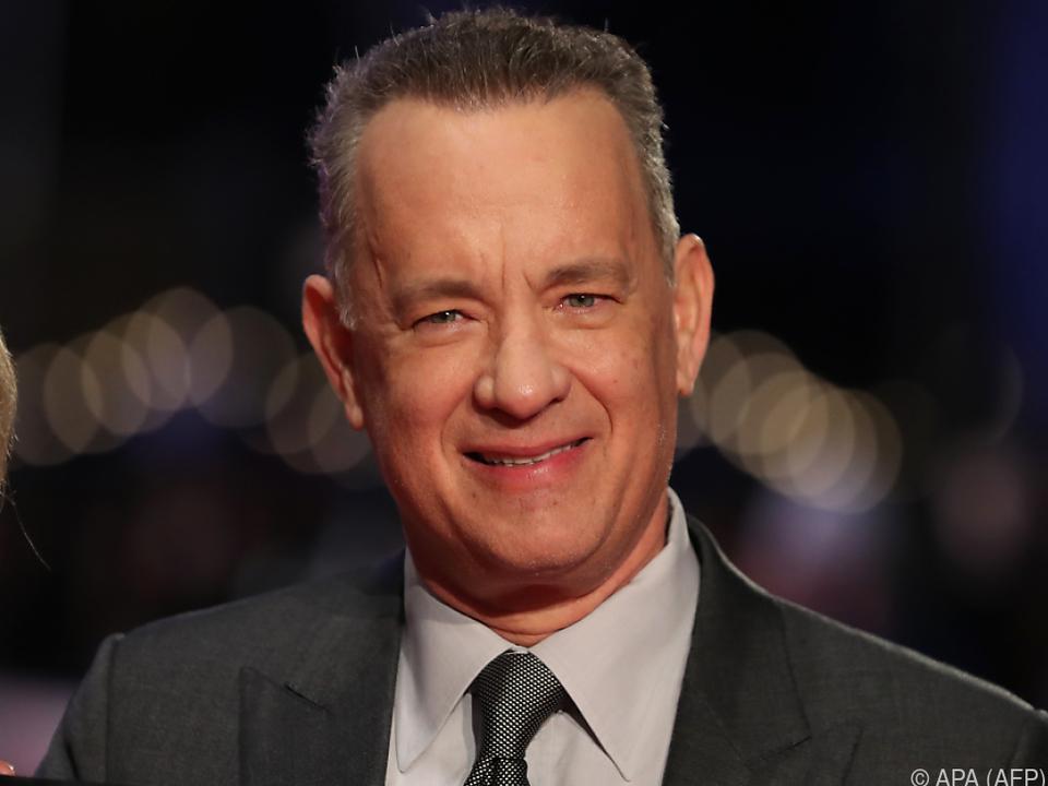 Hanks ist langjähriger Unterstützer des Shakespeare Centers