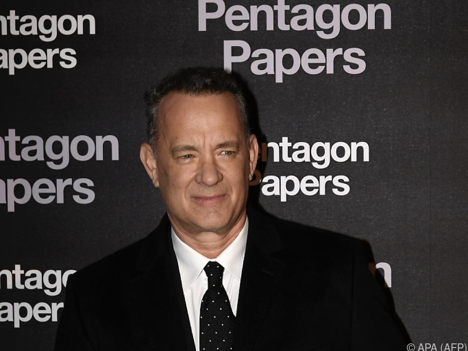 Hanks lässt sich nicht von Kritikern beirren